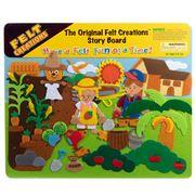 Felt Creations - Garden Story Board