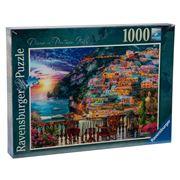 Ravensburger - Positano Italy Puzzle 1000pce