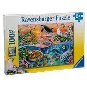 Ravensburger - Beautiful Ocean Puzzle 100pce