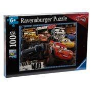 Ravensburger - Disney Cars Mudders Puzzle 100pce