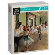 Puzzle Michèle Wilson - The Dance Class By Degas 250pce