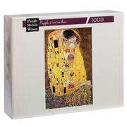 Puzzle Michèle Wilson - The Kiss Klimt 1000pce