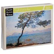 Puzzle Michèle Wilson - Cap d'Antibes Monet Puzzle 80pce