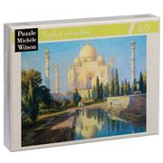 Puzzle Michèle Wilson - Taj Mahal Cooper Puzzle 80pce