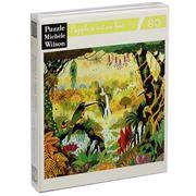 Puzzle Michèle Wilson - Toucans à la Casace Puzzle 80pce