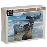 Puzzle Michèle Wilson - Les Pêcheurs Sorolla Puzzle 350pce