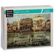 Puzzle Michèle Wilson - Regatta On The Grand Canal 250pce