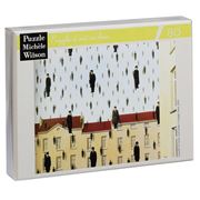 Puzzle Michèle Wilson - Golconde Rene Magritte Puzzle 80pce