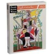 Puzzle Michèle Wilson - Femme Au Jardin Picasso Puzzle 150pc