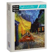 Puzzle Michèle Wilson - The Cafe In The Evening 250pce