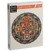 Puzzle Michèle Wilson - Mandala De Vajrabhairava 150pce