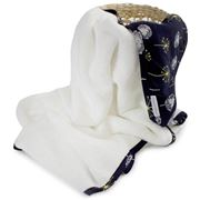 Bubba Blue - Night Sky Bamboo Night Sky Bamboo Hooded Towel
