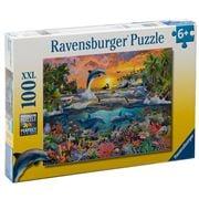 Ravensburger - Tropical Paradise Puzzle 100pc