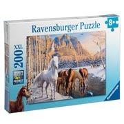 Ravensburger - Winter Horses Puzzle 200pce