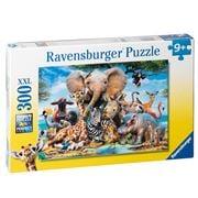 Ravensburger - African Friends Puzzle 300pce