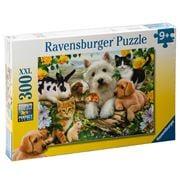 Ravensburger - Happy Animal Buddies Puzzle 300pce