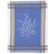 L'Ensoleillade - Tea Towel Senanque Ecru / Blue