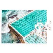 Destination Label - Icebergs Summer Puzzle 1000pce