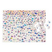 Destination Label - Happy People Puzzle 1000pce