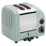 Dualit - NewGen Two Slice Toaster Eucalyptus