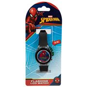You Monkey - Marvel Spider-Man Flashing LCD Watch