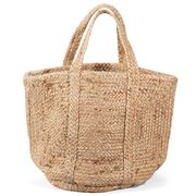 Carnival - Jute Hemp Shopper Basket