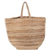 Carnival - Jute Platted Basket  Large