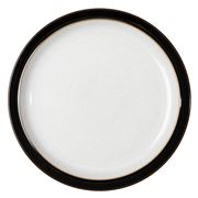 Denby - Elements Medium Plate Black 22cm