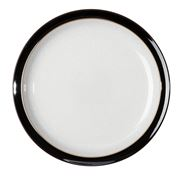 Denby - Elements Dinner Plate Black 26.5cm
