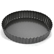 MasterClass - Non-Stick Fluted Round Quiche Tin 20cm
