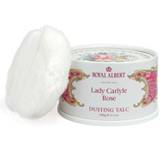 Royal Albert - Lady Carlyle Dusting Talc