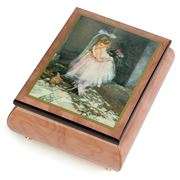 Ercolano - Little Darling Wooden Musical Box