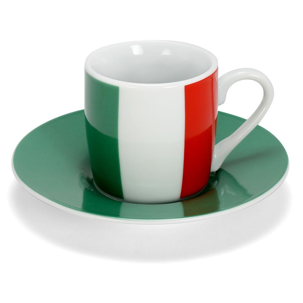 Konitz - Italy Espresso Cup & Saucer Set