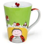 Konitz - Globetrotter Ladybird Mug
