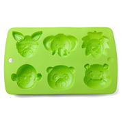 Wiltshire - Little Chef Animal Face Silicone Mould