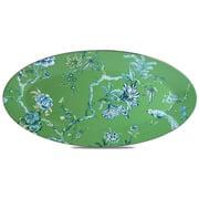 Wedgwood - Jasper Conran Chinoiserie Green Oval Platter