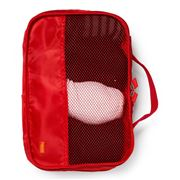 Lapoche - Small Luggage Organiser Red