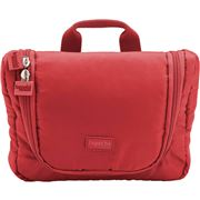 Lapoche - Travel Toiletry Organiser Red