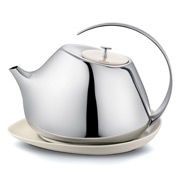 Georg Jensen - Helena Teapot with Coaster