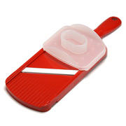 Kyocera - Ceramic Double-Edged Slicer Red