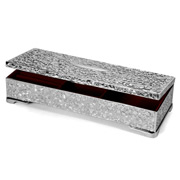 Whitehill - Embossed Oblong Jewellery Box