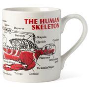 McLaggan Smith - Human Skeleton Mug