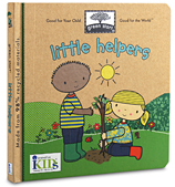 Innovative Kids - Green Start Little Helpers Book