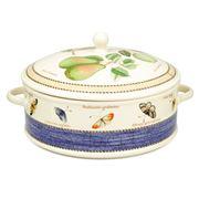 Wedgwood - Sarah's Garden Round Casserole Dish