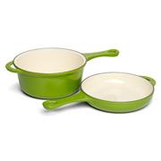 Chasseur - Apple Green Multifunction Pan 22cm/2.8L
