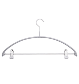 Mawa - Economic Silver Hanger with Clips