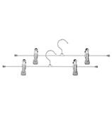Mawa - Superclip Hanger Set 2pce