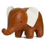 Zuny - Classic Elephant Bookend