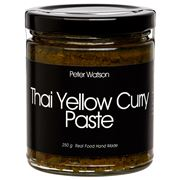 Peter Watson - Thai Yellow Curry Paste 250g