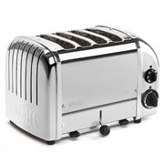 Dualit - NewGen Four Slice Toaster DU04 Polished